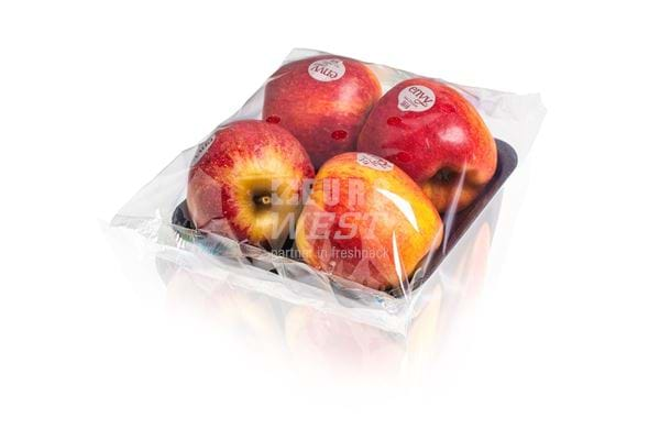 Flowpack & punnet - apples